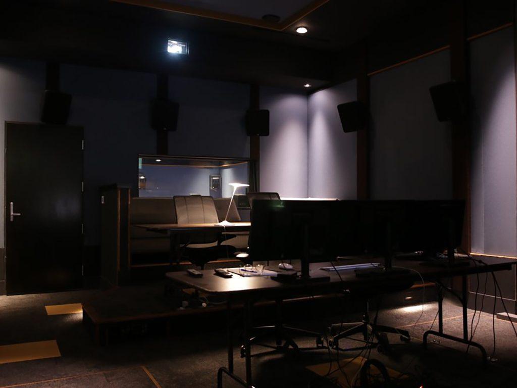 Sound and Video Studio